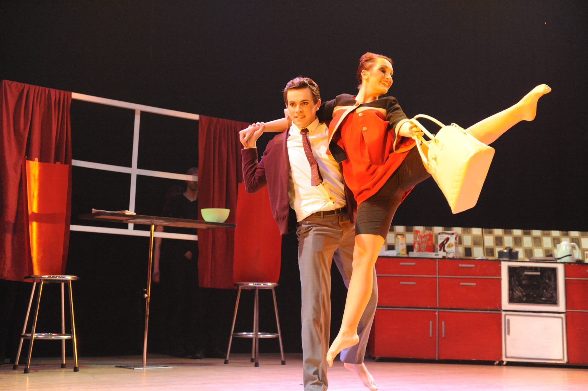dance duet hampshire