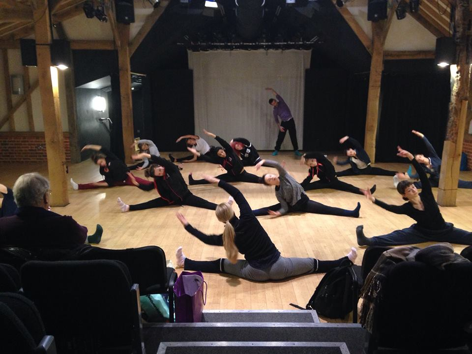 FuZe8 Youth Dance Company