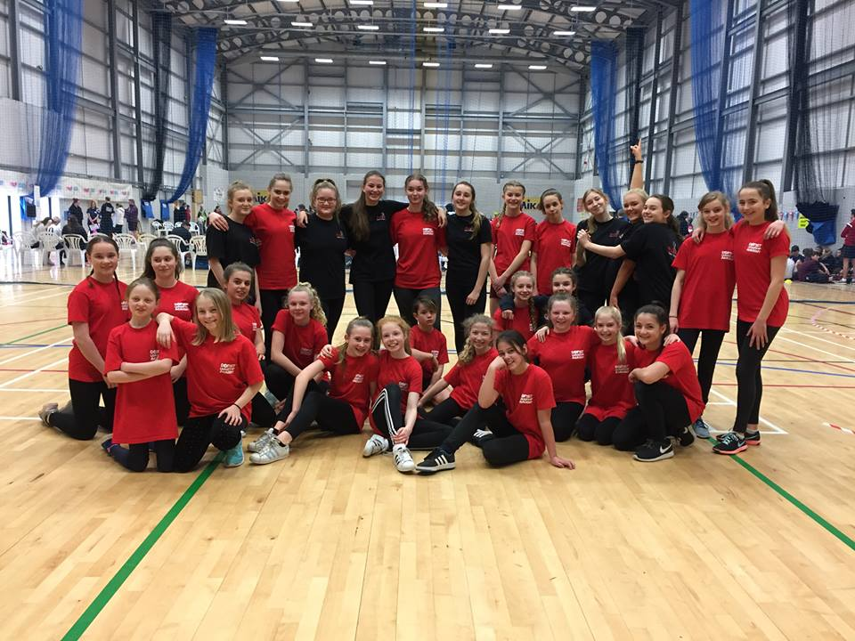 FuZe8 success at Dorset School Games 2018