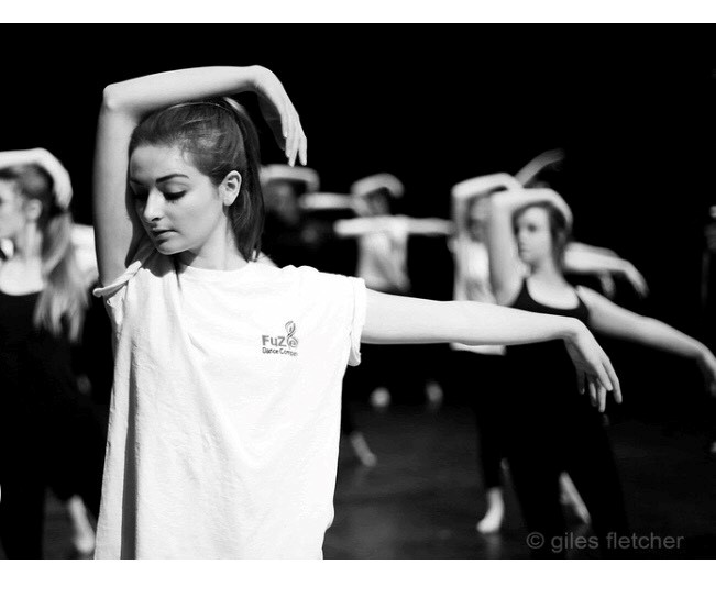 FuZe8 host South West Youth Dance Lab 2018